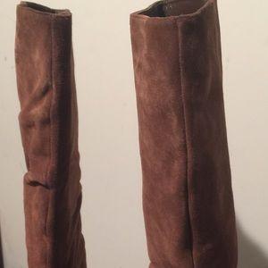 Bianca Slouch Tall Boot Banana Republic Size 10